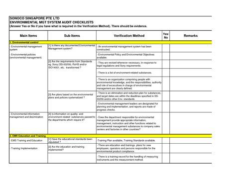 audit form templates masir