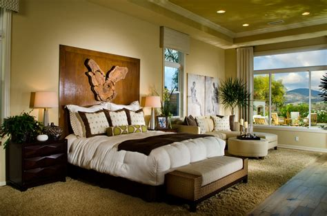New Homes With Floor Master Bedroom by Toll Brothers At Stonebridge Luxury New Homes In San