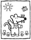 maisy the mouse coloring pages pin maisy coloring pages on pinterest