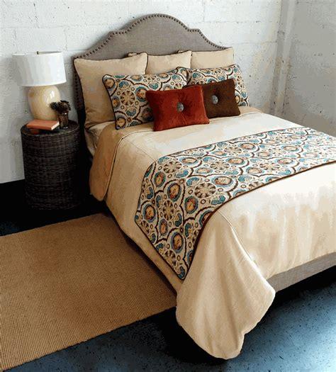 malta deluxe bed set queen