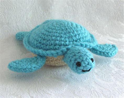 pattern crochet turtle crochet sea turtle lil sea turtle