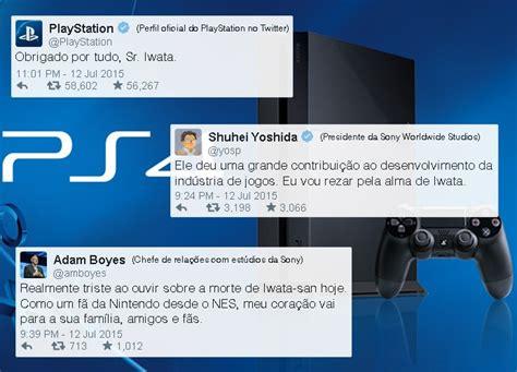 Mba Intern Playstation by Presidente Da Nintendo Recebe Homenagens De F 227 S E At 233 De