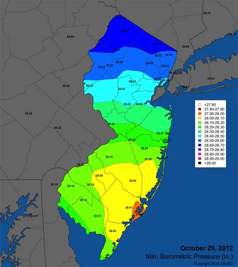 new jersey design wind speed map office of the new jersey state climatologist