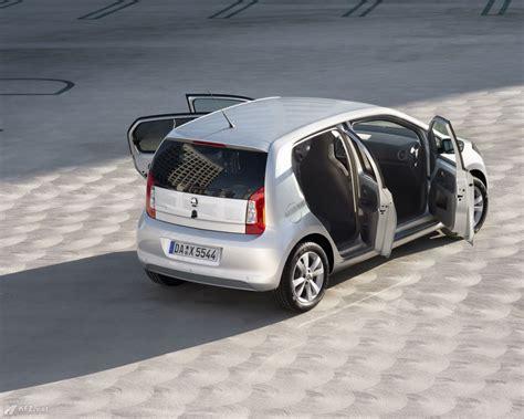 Audi Junge Fahrer by Skoda Citigo Bilder Ein Kleinwagen F 252 R Junge Fahrer