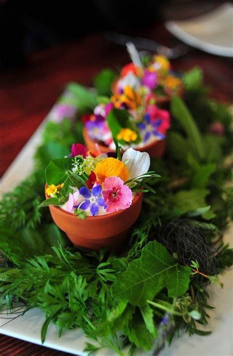 floral food l assiette gastronomique en photos archzine fr