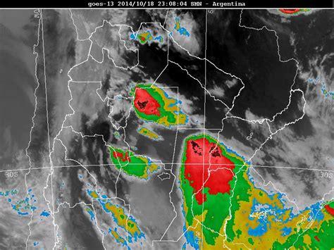 imagenes satelitales topes nubosos cazatormentas de catamarca tormentas en octubre 2014