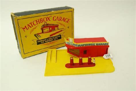 matchbox garage a matchbox garage boxed vintage retro toys bonhams