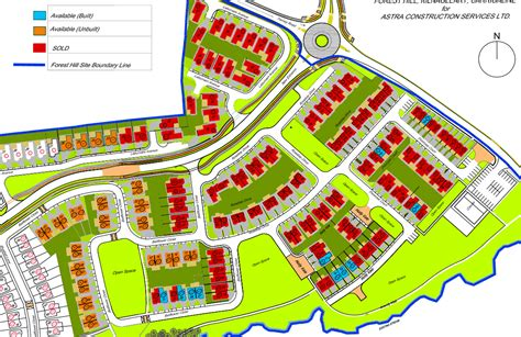 Sitemap Big by Astra Construction