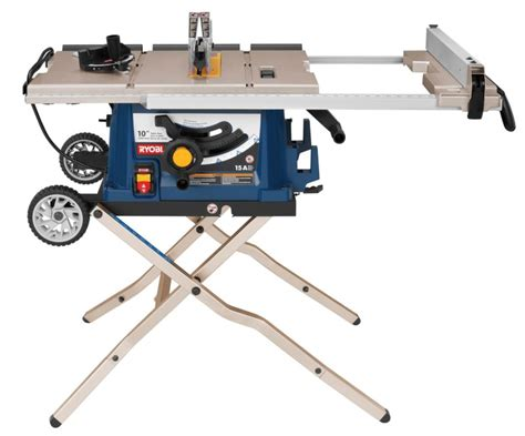 10 portable table saw ryobi 10 inch portable table saw replacement contractor