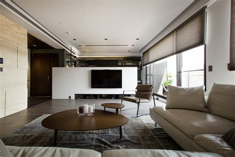 moderne innenarchitektur asian interior design trends in two modern homes with