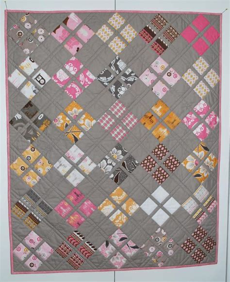 Quilt Pattern Baby by Free Pattern Friday Beautiful Baby Quilt A Knitted Hat