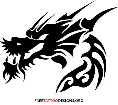 tribal dragon tattoos meaning tribal designs tattoos