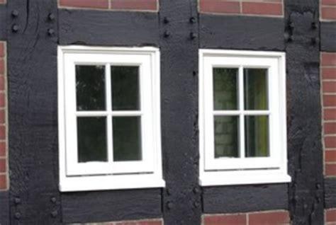 holzfenster in fachwerk einbauen