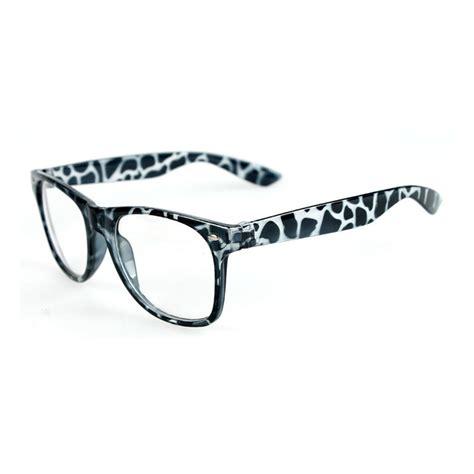 glasses no lens new fashion eyeglass frame