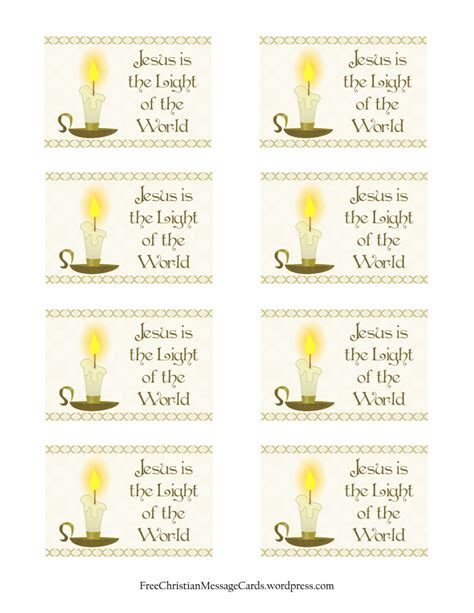 pass the light free free printable christian message cards jesus is the