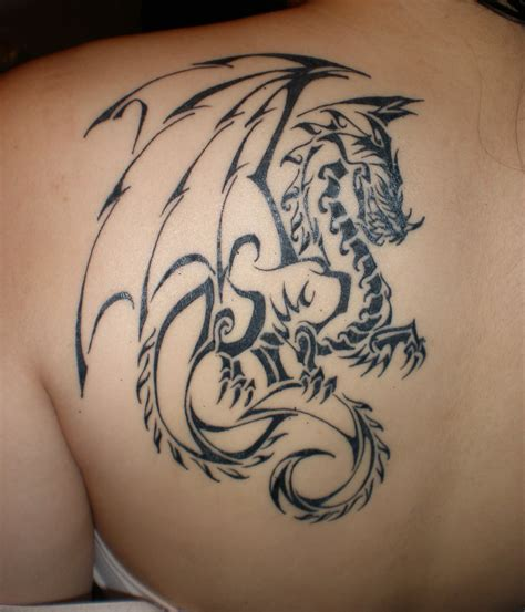 tribal dragon tattoo designs for men tattoos for fashion tips for all