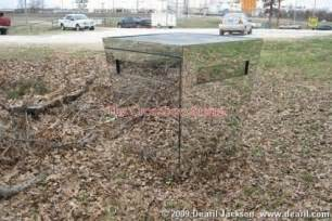 Best Ground Blind For Crossbow Hunting Summit Ledge Treestand