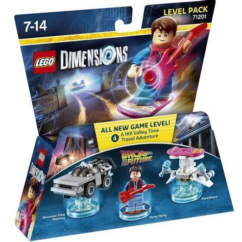 laste ned filmer le retour de ben lego dimensions back to the future level pack games zavvi