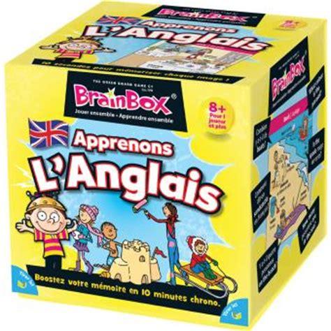 Asmodee Jeu De Societe Anglais by Brain Box Apprendre L Anglais Asmod 233 E Jeu De Culture G 233 N 233 Rale Achat Prix Fnac