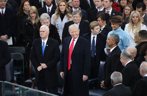 donald trump inauguration speech donald trump inauguration speech not big pay day for