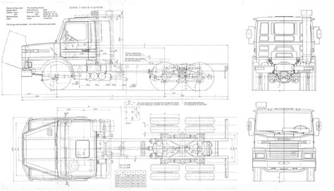 free blueprint scania t 142 blueprint download free blueprint for 3d