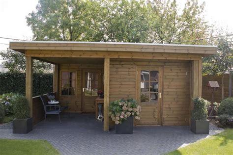 ideeen voor tuinhuis dak tuinhuis idee 235 n voor het voorjaar ik woon fijn