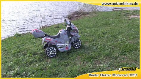 Kleine Kinder Motorrad Video by Kinder Elektroauto Motorrad C051 Von Actionbikes Youtube