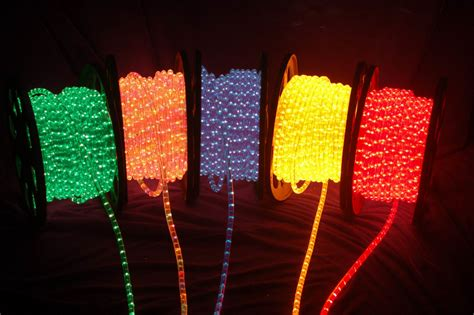 outdoor led rope lights led rope lighting