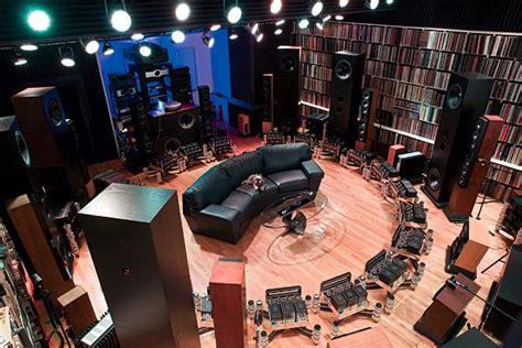 6億円を超える最強のホームシアター環境 kipnis studio standard gigazine