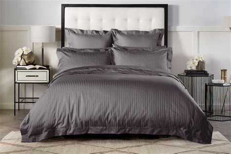 dark grey coverlet sheridan 1200tc millennia duvet cover dark gray charcoal