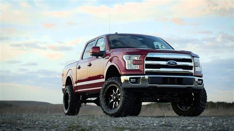 ecoboost  rough country youtube