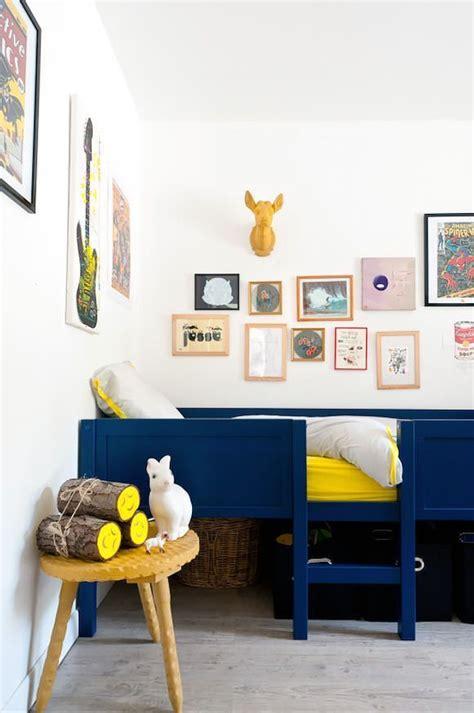 yellow kids bedroom navy blue yellow kids room design homedesignboard