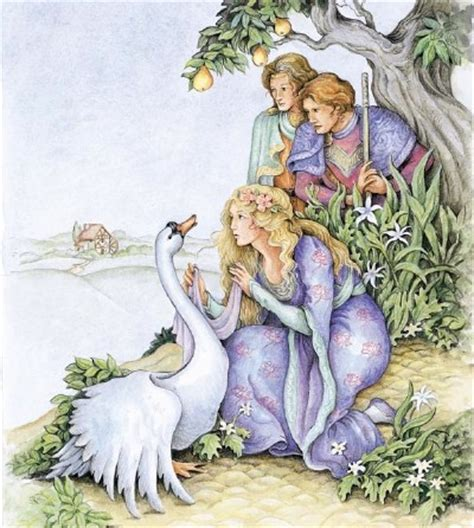 the wild swans the wild swans il blog dell inglese per i bambini
