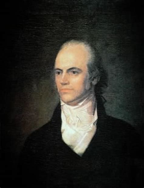 aaron burr aaron burr person pictures and information fold3