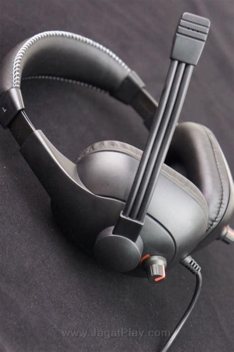 Headset Kecil review headset gaming corsair raptor h3 usung desain sederhana jagat play
