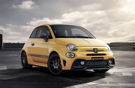abarth 595 2017 couleurs colors