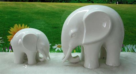 elephant decorations for home china porcelain elephant decorations le40 1061 1 2