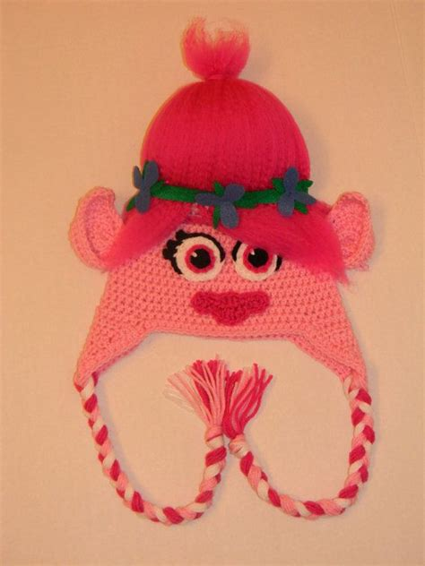 crochet pattern poppy hat just crafting around 34 best crochet troll pattern free images on pinterest