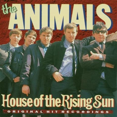 house of the rising sun release house of the rising sun original hit recordings by the animals