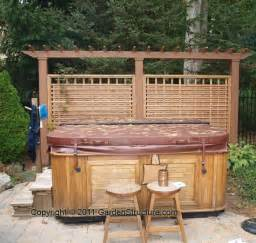 outdoor privacy fences semi private on pinterest