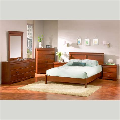 Bedroom Furniture Wood Cherry Wood Bedroom Furniture Bedroom Design Decorating Ideas