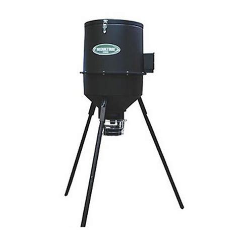 Moultrie Feeder moultrie feeders 30 gallon ez fill tripod feeder