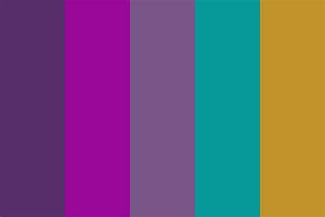 royal purple color royal purple and gold color palette
