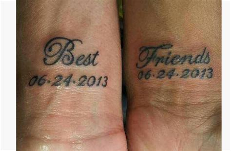 22 best friend tattoo quotes friends forever tattoo quotes images