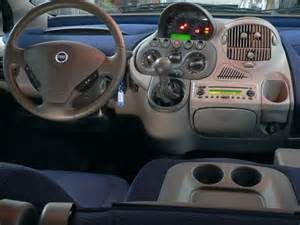 Fiat Multipla Inside What Modern Affordable Car 30k Has The Worst