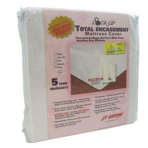 bed bug interceptors home depot jt eaton lock up total encasement bed bug protection for