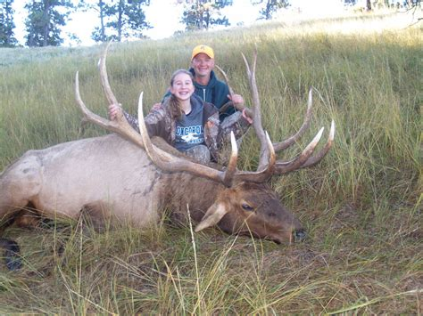 Omaha Records Potential State Record Elk Taken By 14 Year In Nebraska