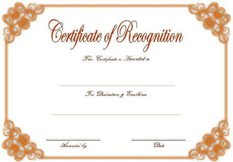 pastor appreciation certificate template free appreciation certificate template editable of peero idea