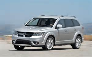 2012 Dodge Journey 2012 Dodge Journey Front View In Motion Photo 25