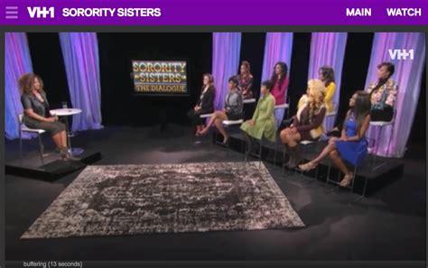 Tanika Ray Sorority | sorority sisters april mcrae speaks about vh1 s